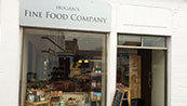 Hogan's Fine Food Company Shop Front